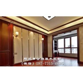 长-沙原木家具厂、原木酒柜、衣柜门定做批发代理