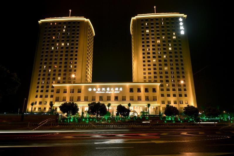 常州白金漢爵大酒店有限公司
