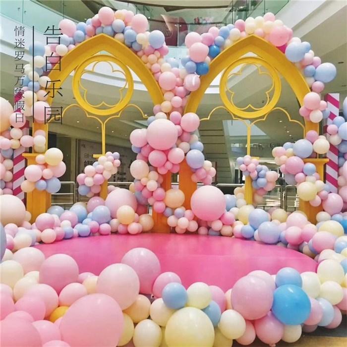 广东婚礼气球培训公司 熊世杰气球培训商学院
