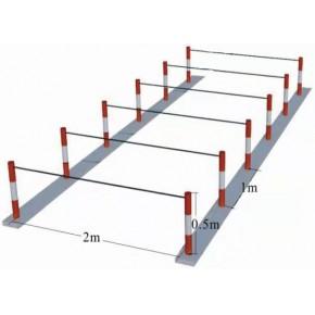 山東泰安部隊400米障礙器材廠家獨木橋價格