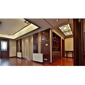 长沙定制美式家具原木房门、原木橱柜门订做网络销售