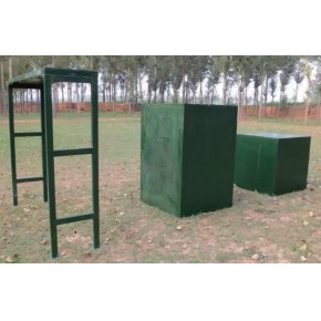 甘肅慶陽軍隊400米障礙器材廠家高板價格參數