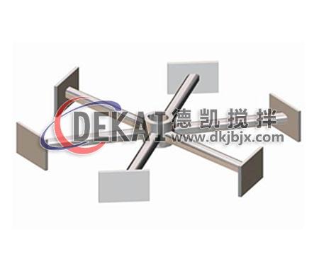 折葉槳式攪拌器供應商 威海折葉槳式攪拌器 德凱攪拌器品質牢靠 圖1