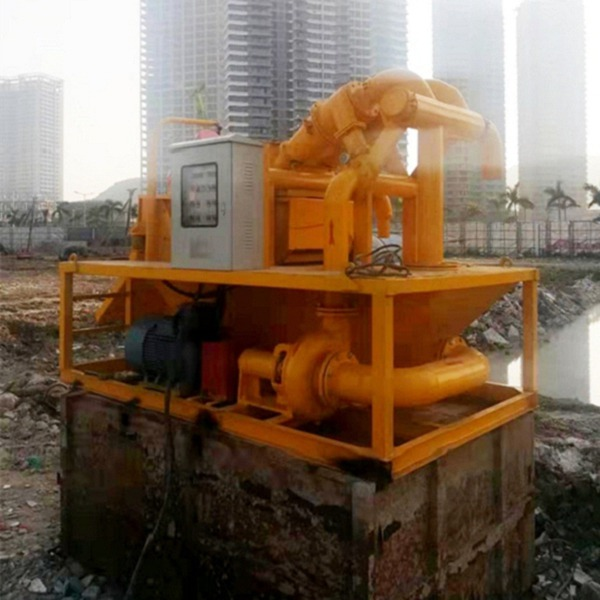 黑河建筑打樁泥漿分離器詳細說明