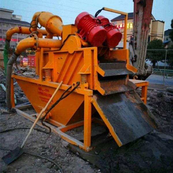 江西吉安打桩泥浆固化处理设备信息推荐