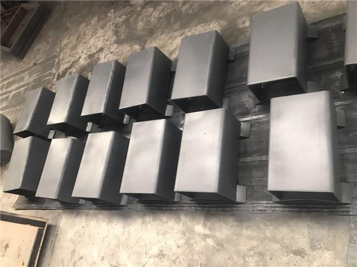双面挡板式固定支座 汉中固定支座 祁源电力