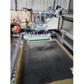 回收二手丝印机 移印机 千层架 uv机 滚印机
