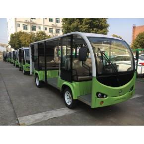 汉中商洛电动车8座电动观光车游览车看房车有售后