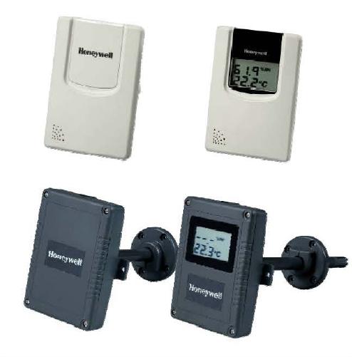 HT 系列 温湿度感测器和变送器 霍尼韦尔