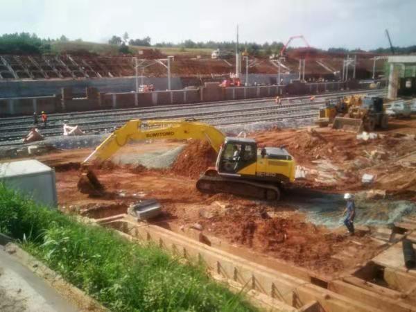 土石方機械服務