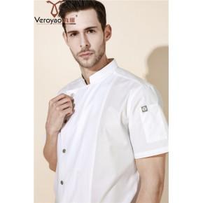 成都酒店厨师服 真耀服饰—实力品牌 酒店厨师服厂家