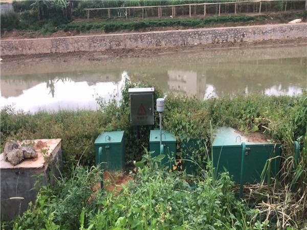 黔東南農村生活廢水處理設備建設