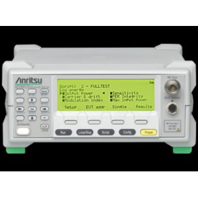 专用仪器回收安立MT8852B蓝牙测试仪MT8852A