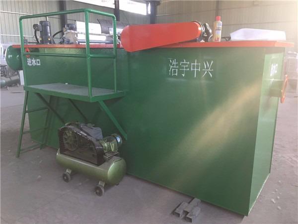 甘南农村生活废水处理设备案例
