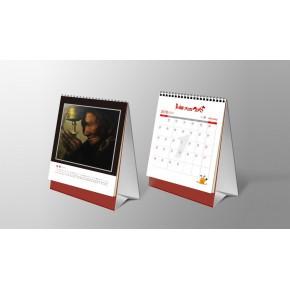 南京台曆設計-南京挂曆設計印刷-南京日曆設計
