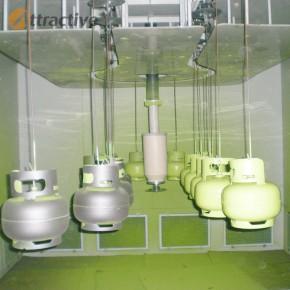 广东创智 五金工件自动喷涂设备 自动喷粉喷漆 涂装生产线