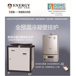 德国艾诺基:全预混冷凝壁挂炉技术特点及发展方向