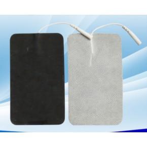无纺布电极贴片 自粘按摩理疗贴电极片 插针式粘片