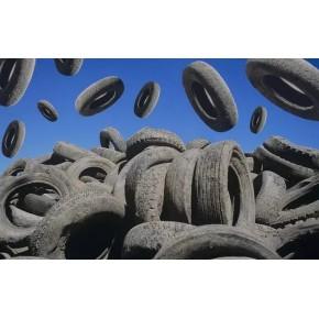 大量收购废旧轮胎、废轮胎