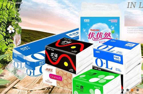 泓鑫纸品厂  生活用纸价格 广西生活用纸