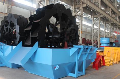 DXS系列斗轮洗砂机详细配置 洛阳大华重工 厂家直销