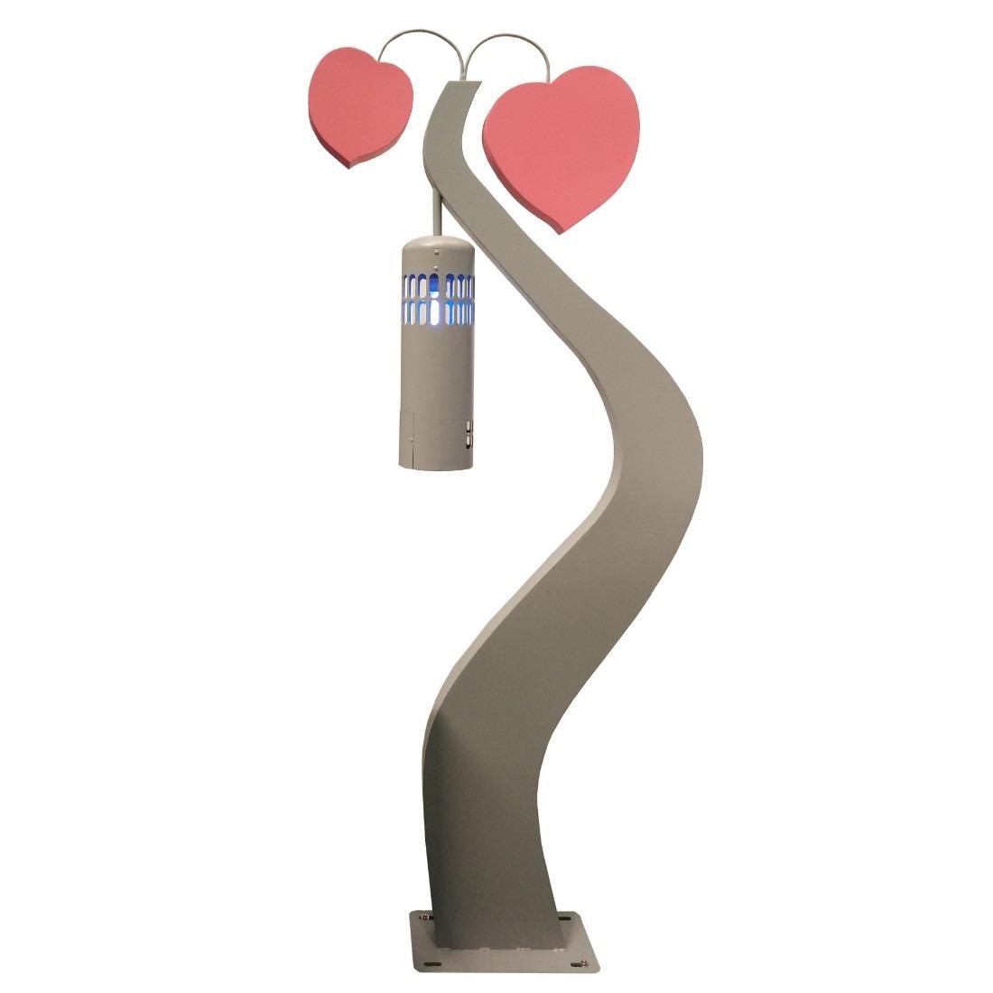 桃型殺蟲燈來圖定制鈑金加工廠家設計