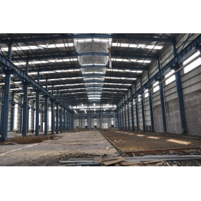 宁波钢结构厂房设计安装施工细节
