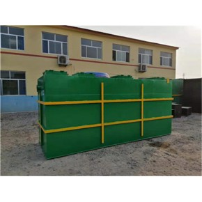 黔東南農村污水處理設備排放