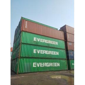 深圳二手集装箱全新箱出售出租 集装箱改造