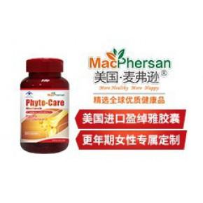更年期综合症,麦弗逊大豆异黄酮