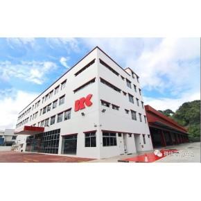 新加坡BRC李总莅临信德公司参观考察