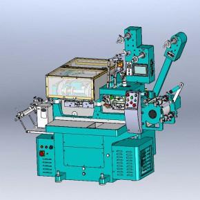 刚健达客户信赖 商标卷筒印刷机器供应 商标卷筒印刷机器