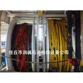 海洋地震电缆 勘探数据采集