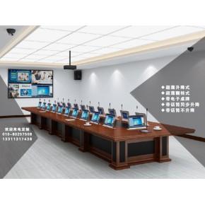 顯示器升降會議桌定制廠家