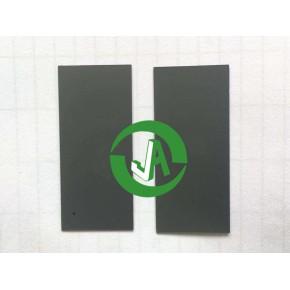 上海晶安掺硼金刚石电极BDD电极片 电化学BDD电极  硼掺杂金刚石薄膜电极