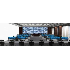 指挥中心布局图设计 指挥中心效果图 设计案例 免费设计效果图