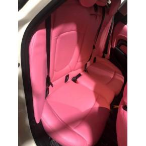 寶馬mini內飾改裝全車內飾粉色需要多少費用