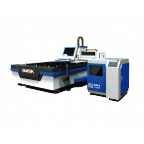 BML型双驱敞开式光纤激光切割机