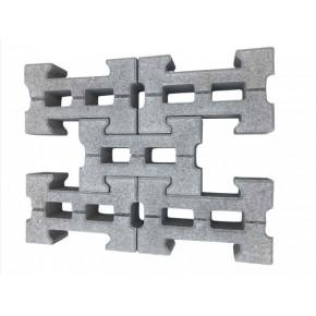 枣阳护坡砖 科振市政设施 生态砖护坡