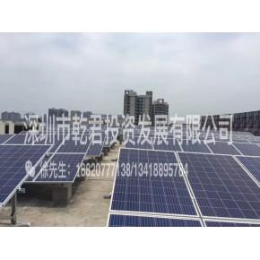深圳南山區60kWp太陽能光伏發電項目