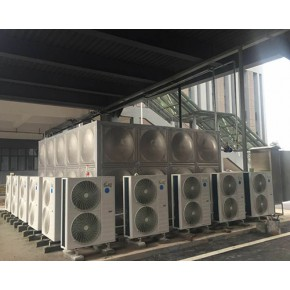 晋邦兄弟  空气能热水工程安装 榆次空气能热水工程