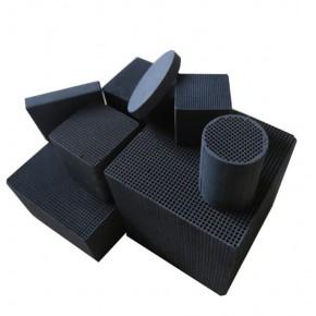 咸宁大孔蜂窝活性炭 大孔蜂窝活性炭定做 广州天金
