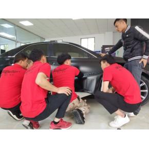 教改色膜培訓機構包學會隱形車衣