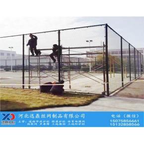 運動場圍網廠家運動場護欄網球場防護網價格迅鼎包安裝包測量