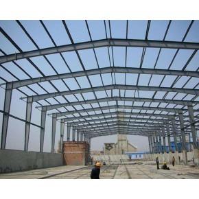 大型钢结构廠房设计 华忠信彩板钢