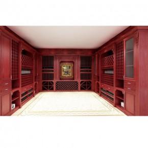 珠海鋁合金酒櫃廠家-萬家緣全鋁家具質量保證