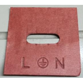 接线柱垫片 红钢纸垫片 防火阻燃快巴垫片 针玉垫片