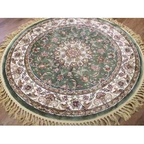 007 1x1米丝绵圆毯 家用地毯 别墅圆毯地毯