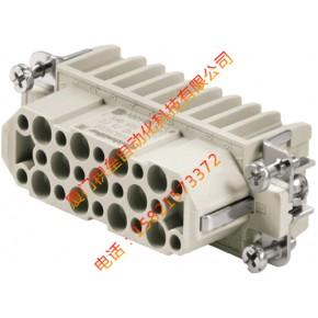 weidmuller魏德米勒HDC重载接插件型号1207500000 HDC HE 16 MS