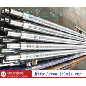 丝杆 利兴机械 不锈钢梯形丝杆传动效率